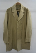 2016 S/S GalaabenD C/Nyツイルピーチ barrel coat 13/BEIGE