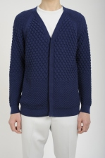 2015 S/S LAD MUSICIAN CARDIGAN BLUE
