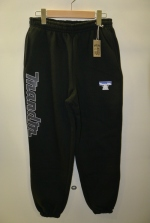 2019 S/S M&M SWEAT PANTS BLACK