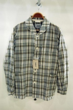 2012 S/S YAECA U.S.N JKT brown-check