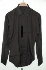 LITHIUM HOMME 100/2 BROAD REGULAR SHIRT L/S BK