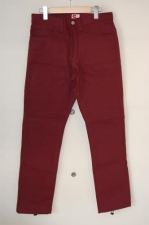 2010 S/S PAINTER PANTS RED