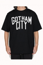 2018 S/S NUMBER (N)INE BIG T-SHIRTS_GOTHAM CITY