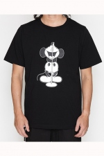 2018 S/S NUMBER (N)INE NUMBER (N)INE_MICKEY MOUSE T-SHIRTS_OS