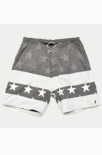 2017 S/S MARBLES STARS BORDER SURF SHORTS