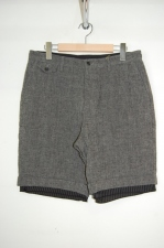 2013 S/S JAMA RICO LINEN OXFORD 1003 CHARCOAL