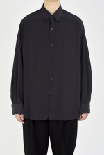 2020 A/W LAD MUSICIAN DECHINE BIG SHIRT