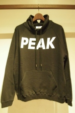 2018 A/W M sweat hoodie (PEAK POINT)