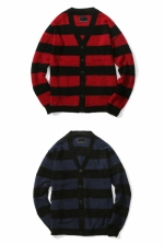 2017 A/W NUMBER (N)INE BORDER CARDIGAN