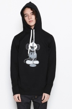 2017 A/W NUMBER (N)INE_MICKEY MOUSE HOODED PARKA_OS