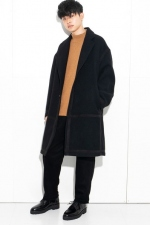 2020 A/W NUMBER (N)INE OVERSIZED CHESTER COAT